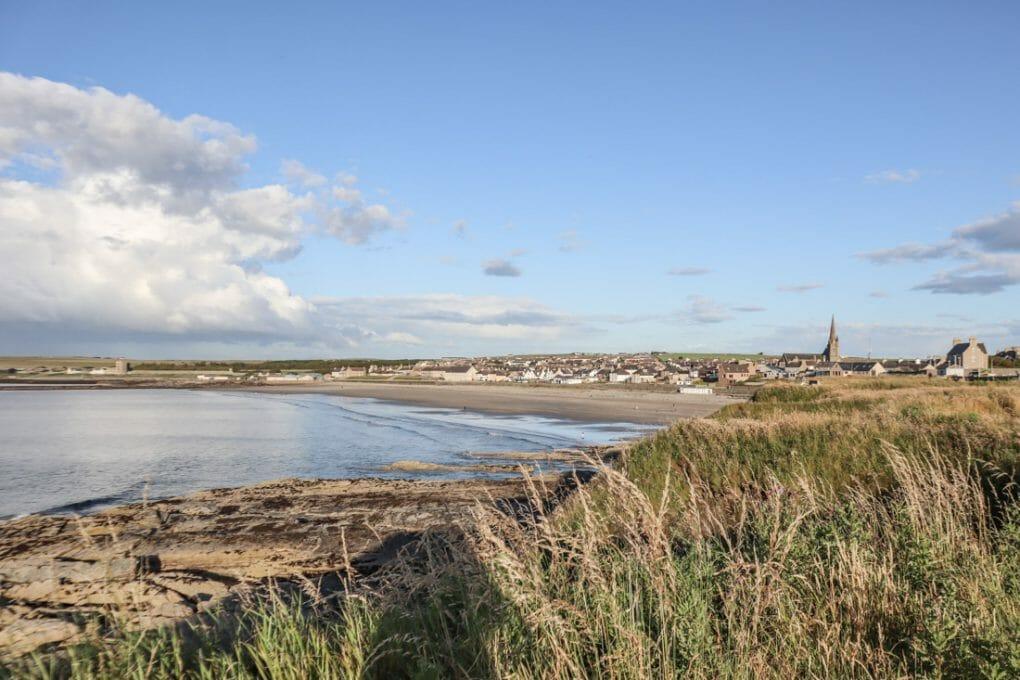 Thurso North Coast 500 Scotland_