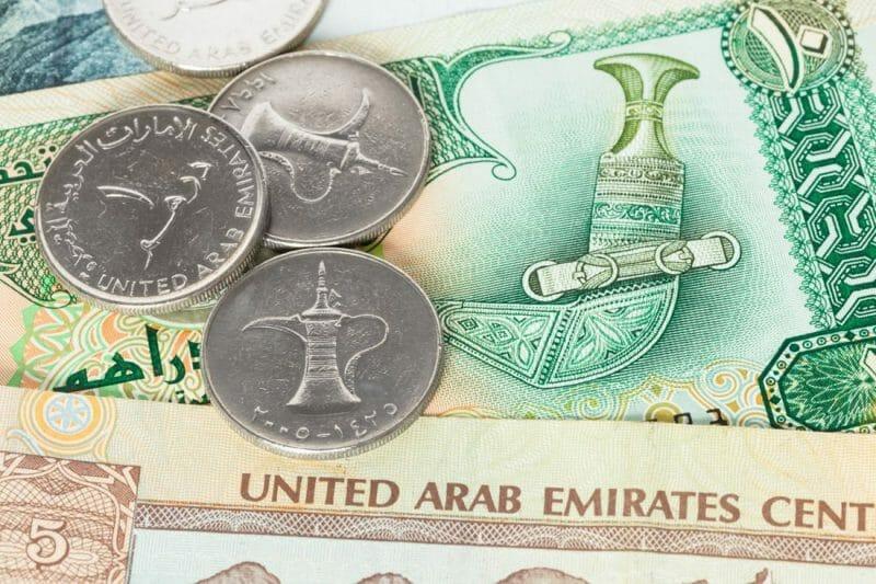 Dubai currency