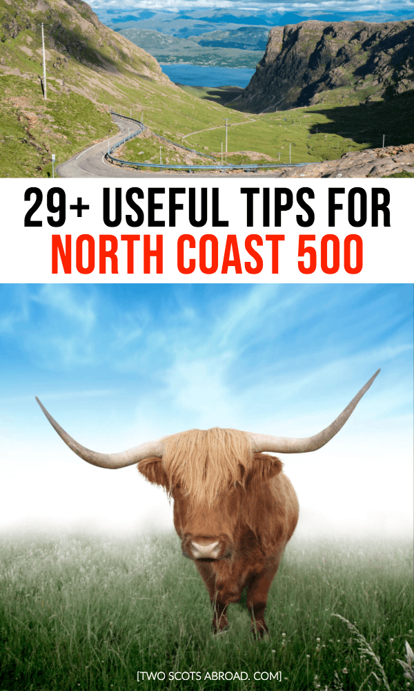 North Coast 500 Planning Tips