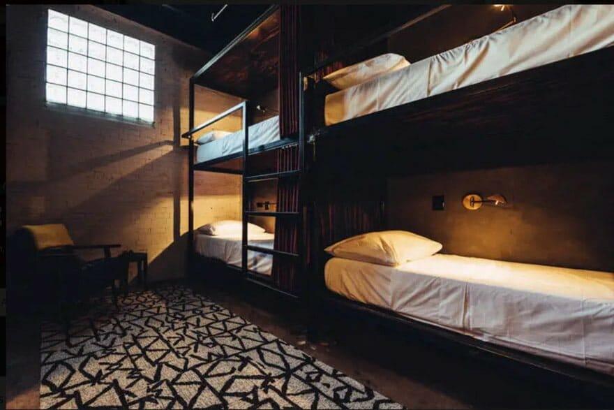 Native Hostel Austin - Beds