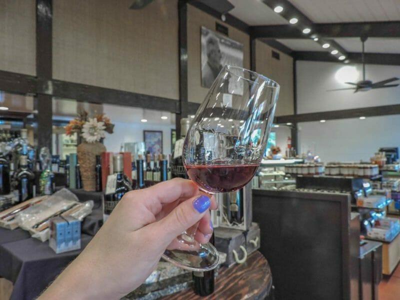 Niagara On The Lake Red Wine