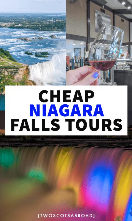 Cheap tours to Niagara from Toronto, Niagara Falls tours, Niagara Falls Canada, Niagara on the Lake, Niagara on the Lake wine, things to do at Niagara Falls, Niagara Falls trip, Niagara boat cruise, Toronto, Canada, things to do in Toronto, Toronto itinerary