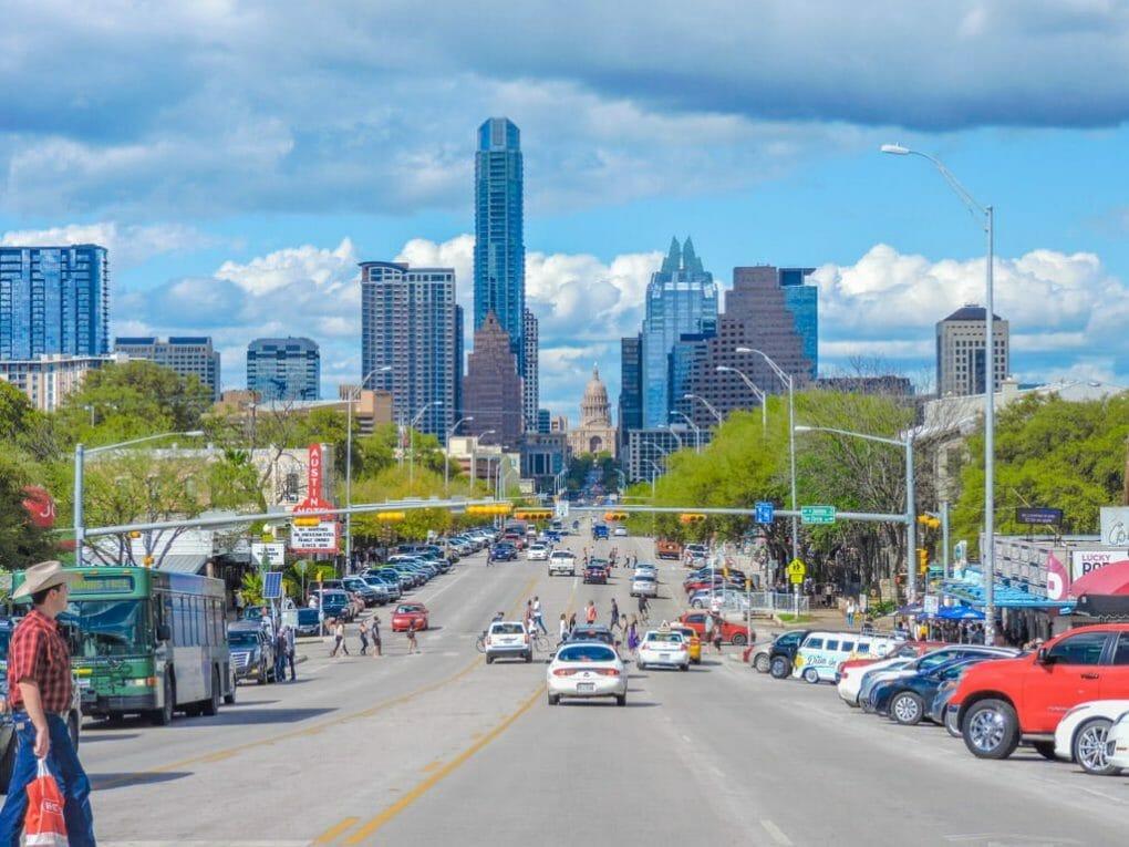 Austin South Congress