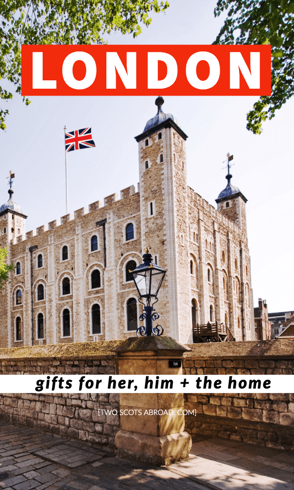 London gift guide