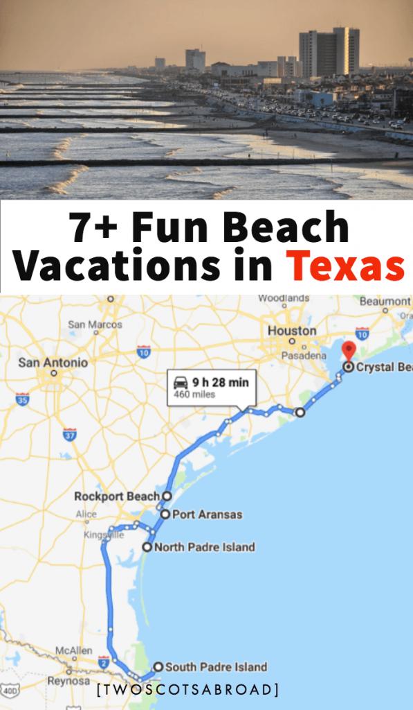Texas beach vacation, texas beaches, texas beaches with kids, Corpus Christi, Texas road trips, Things to do in Texas, San Antonio, South Padre, Port Aransas, Galveston, Rockport, Springbreak