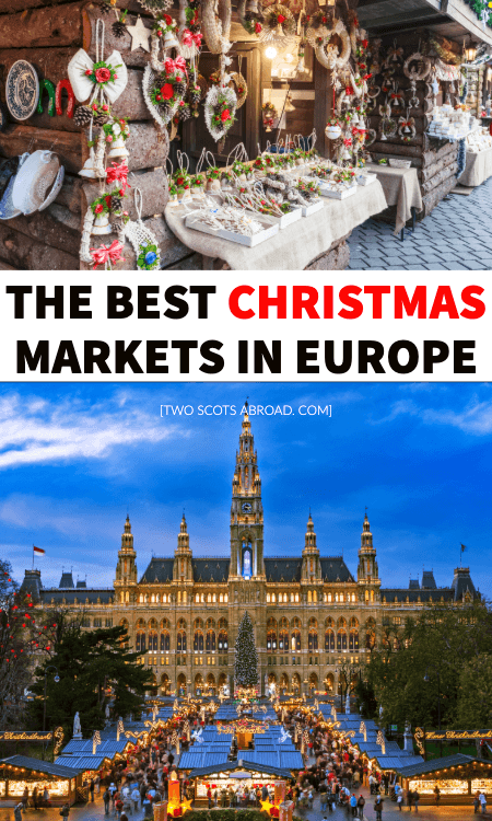 Christmas markets in Europe, Europe Christmas markets, Germany Christmas markets, Xmas markets, Best Christmas markets, where to spend Christmas in Europe, best Christmas destination in Europe, winter in Europe, Europe Christmas travel, Europe travel tips for winter, holiday travel tips, Vienna in winter, Bled in winter, Belgium Christmas markets, Edinburgh in winter