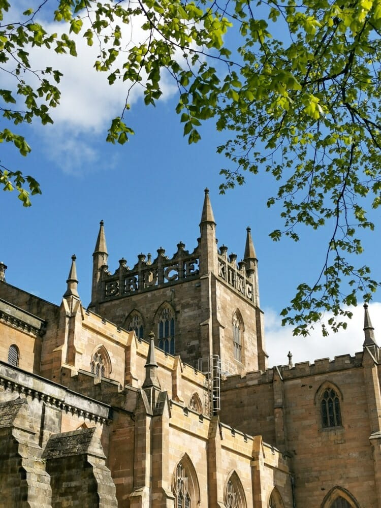 King Bruce Dunfermline Abbey