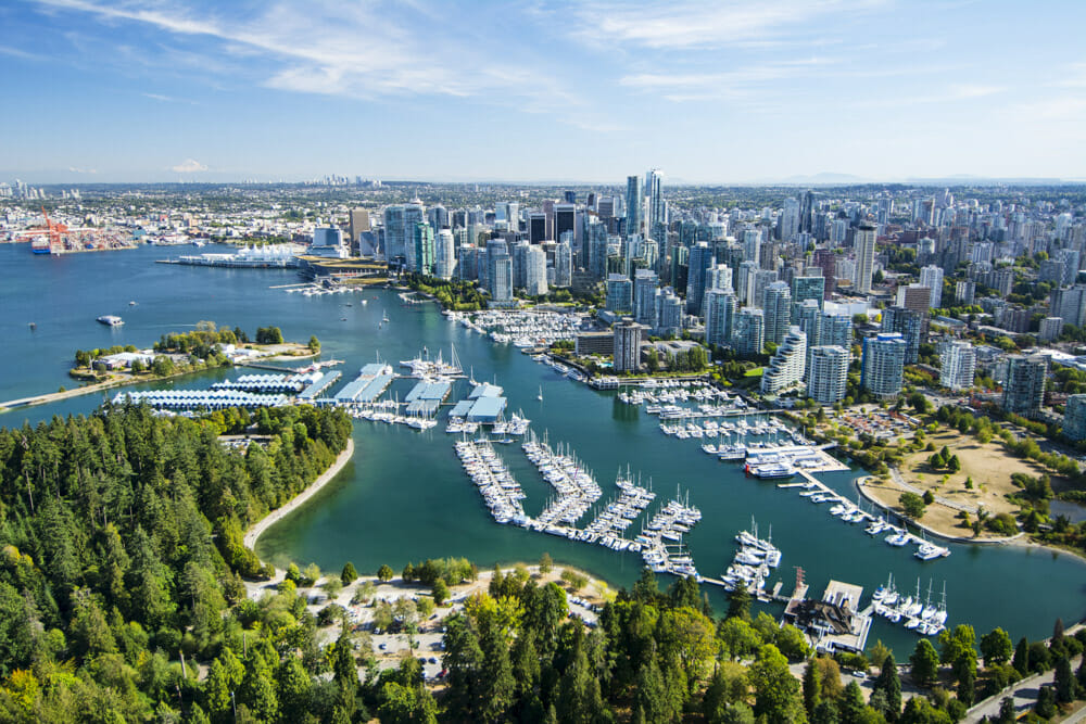 Where to Stay in Vancouver_