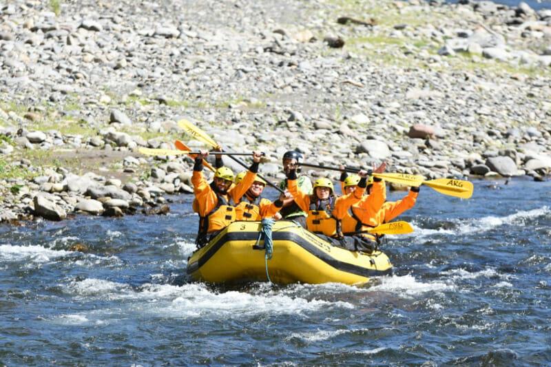 Daisetsu Mountain Alpine River Guides_