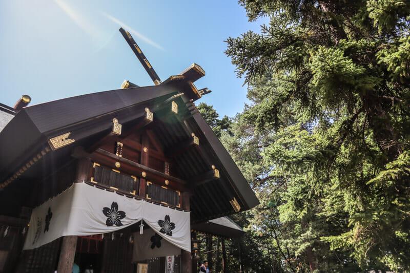 Kamikawa Shrine Asahikawa_