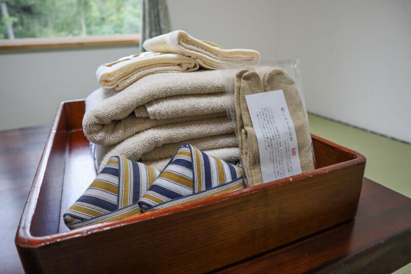 Kogen Onsen Robes Hokkaido_