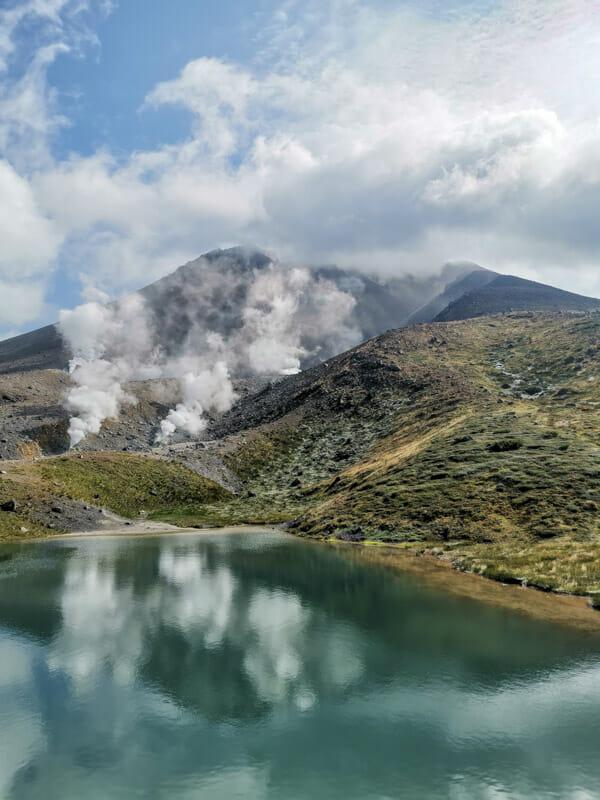 Mount Asahidake Hokkaido_