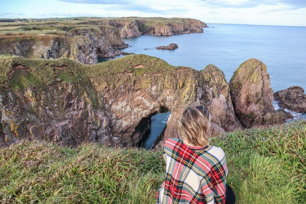 Aberdeen bullers of buchan Scotland
