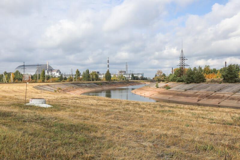 Chernobyl Cooling Pond