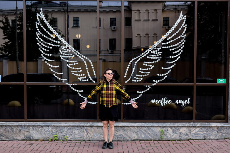 Coffee Angel Kiev