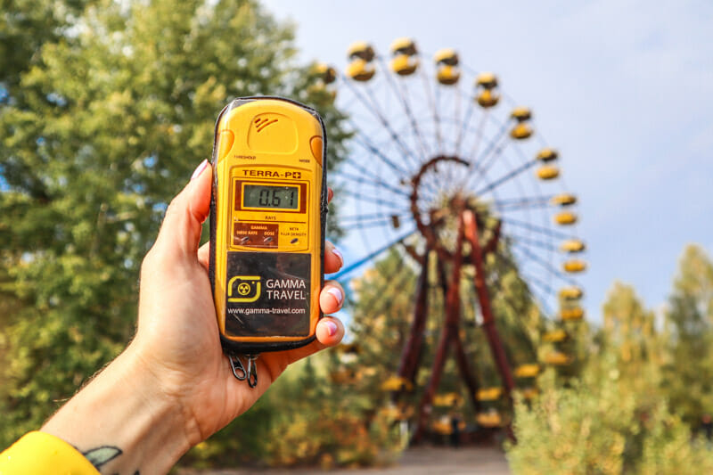 Chernobyl Tour Reviews