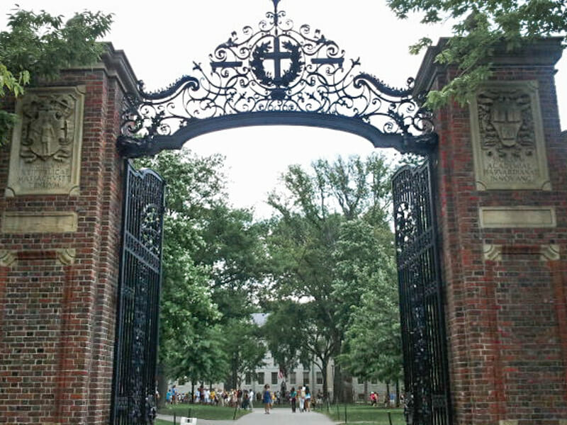 Harvard Gates Boston