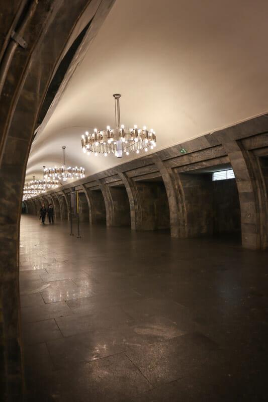 Olimpiiska Metro Kiev