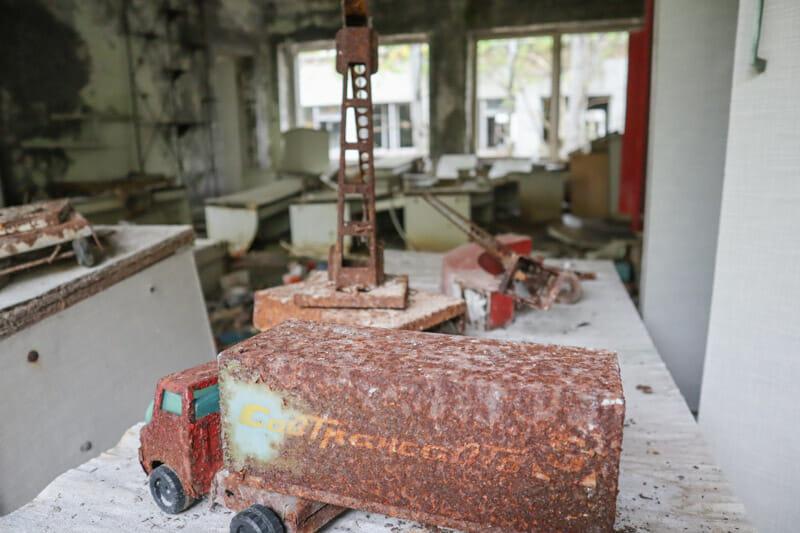 Pripyat Kindergarten Toy