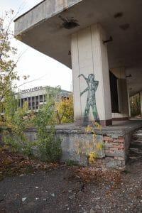 Pripyat Street Art Mural