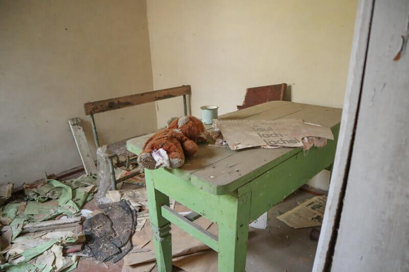 Zalissya Village Table Chernobyl