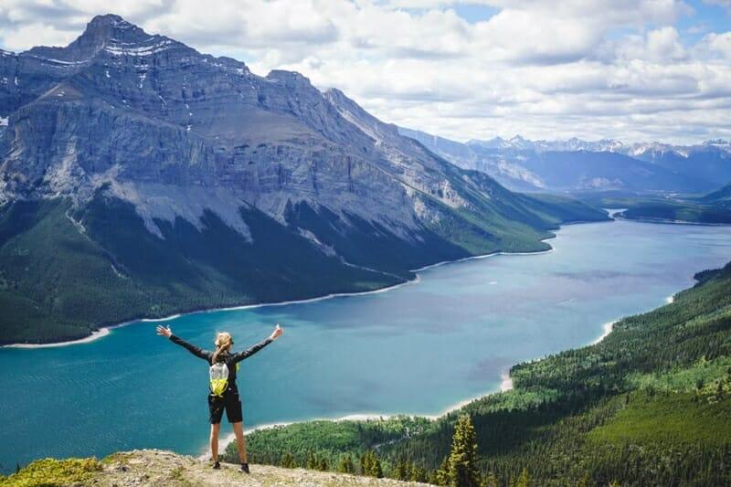 Aylmer Lookout Banff Canada