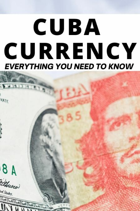 Planning a trip to Cuba in the future? You need to know about Cuba's currency changes. Gone is the so-called tourist currency, the CUC. Click to find out more.