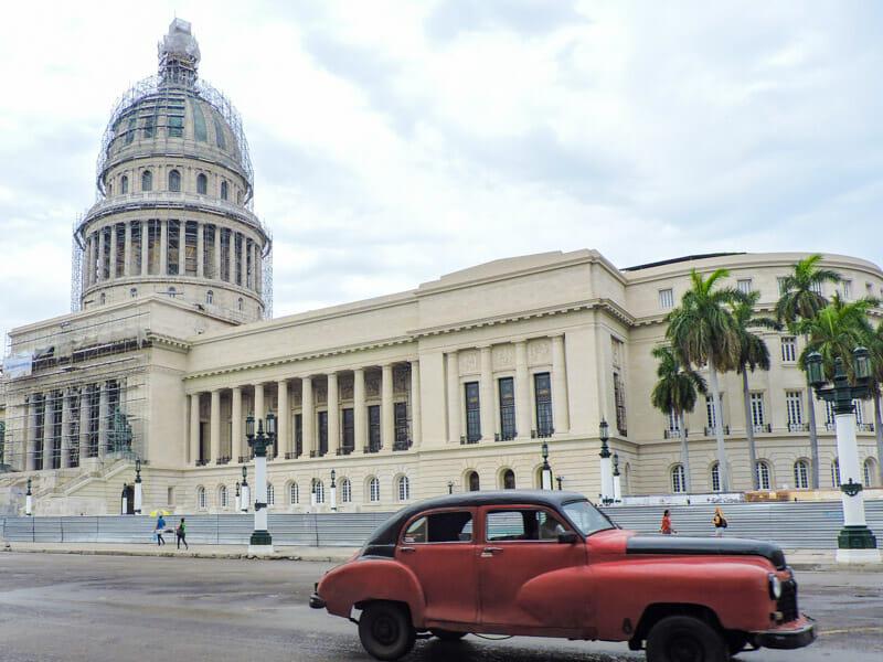 Havana Class Car