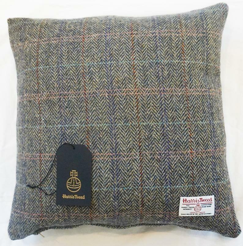 Harris Tweed Cushion Etsy