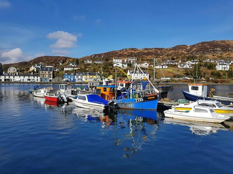 Kintyre Scotland