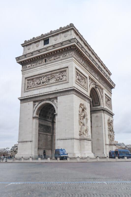 Arch de Triumph Paris_