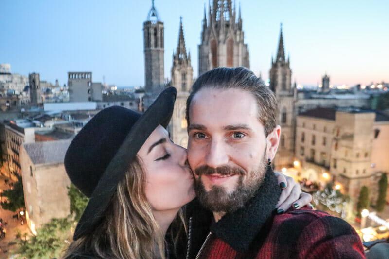 Barcelona Cathedral Gemma Craig