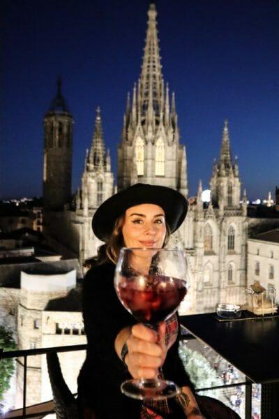 Barcelona Cathedral Night Gemma_