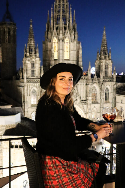 Barcelona Cathedral at Night Gemma_