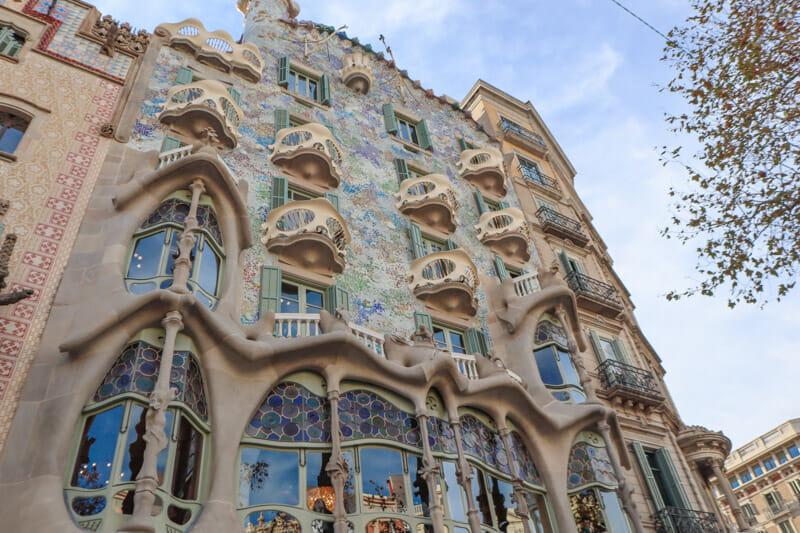 Casa Batllo Gaudi House
