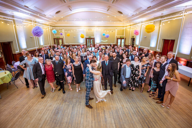 Craig and Gemma Wedding Party Tartan Suit