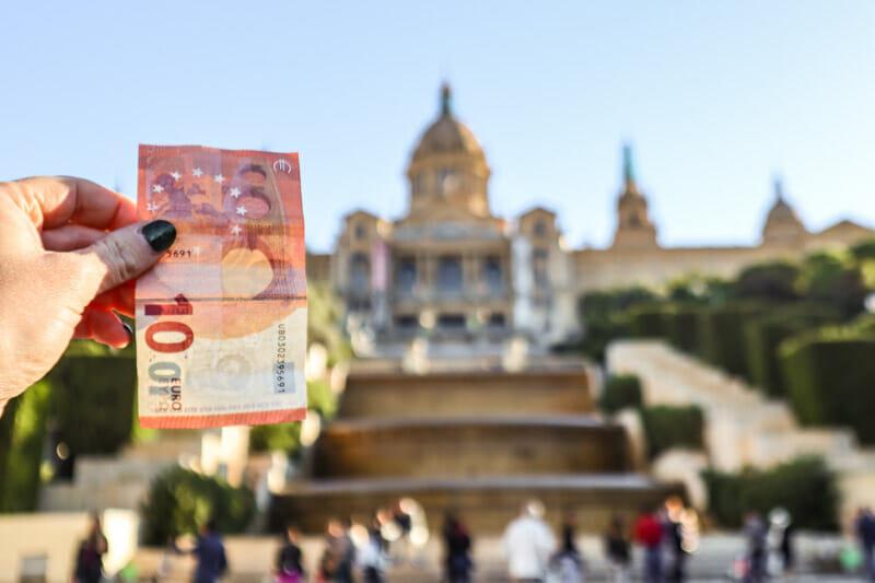 Currency Palau Nacional