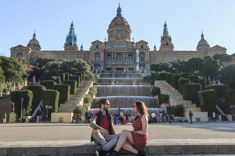 Palau Nacional Barcelona Craig Gemma_