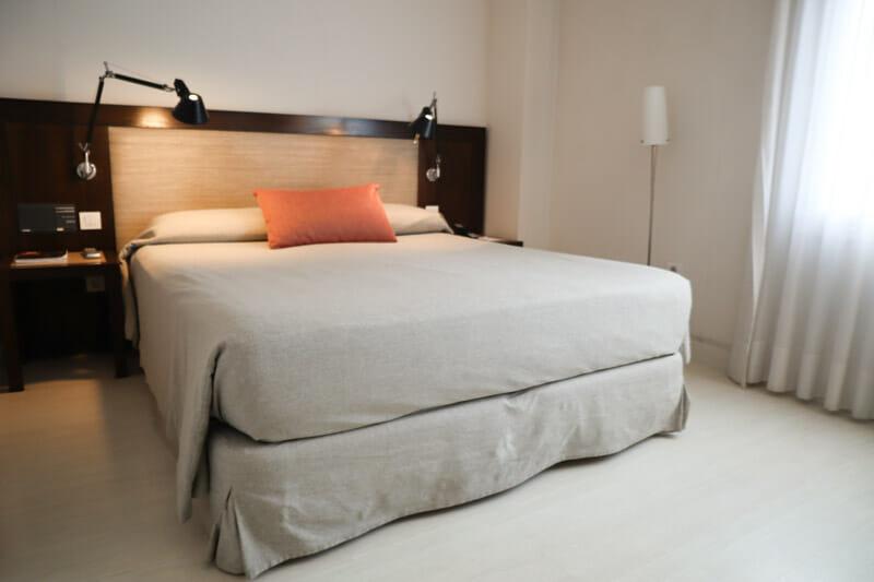 Park Hotel Room Barcelona El Born Accommodation