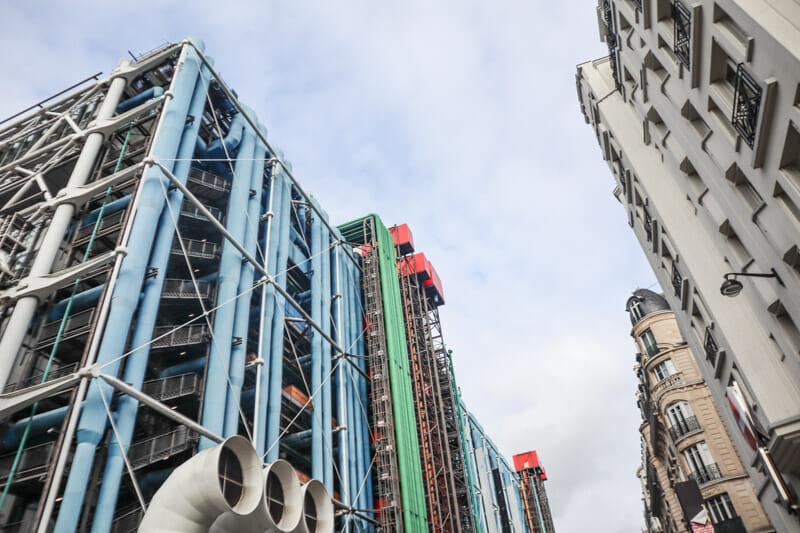 Pompidou Museum_