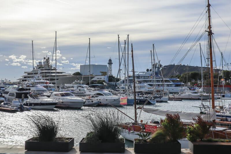 Port Vell Barcelona_