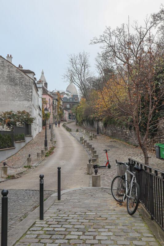 Rue De L'abreuvoir Paris-_
