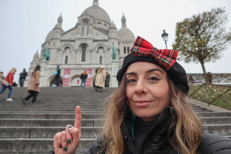 Sacre-Coeur Montmartre