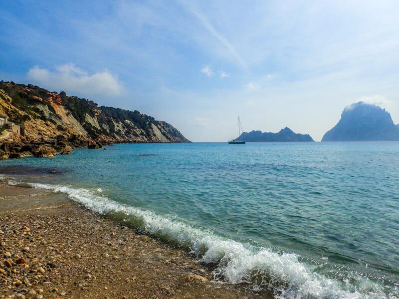 Sailing Ibiza Spain