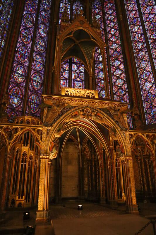 Sainte-Chapelle Paris_