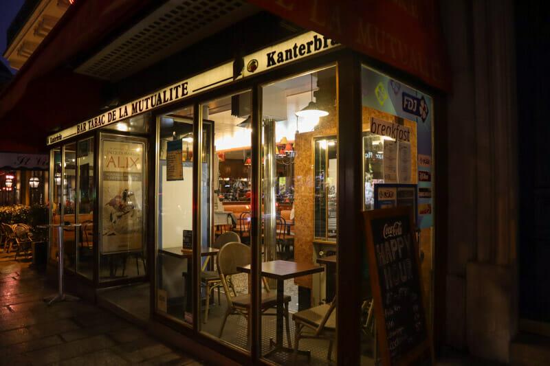 Tabac Cafe Paris
