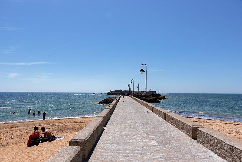 playa cadiz