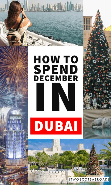 Dubai in December, Dubai at Christmas, Dubai in winter, Dubai Christmas tree, Dubai itinerary,Dubai Vacation, Dubai things to do, Dubai travel tips, how to plan your Dubai itinerary, Dubai New Year, Dubai hotels, Dubai nightlife, Dubai Mall, Dubai desert