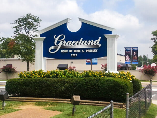 Graceland in Tennessee