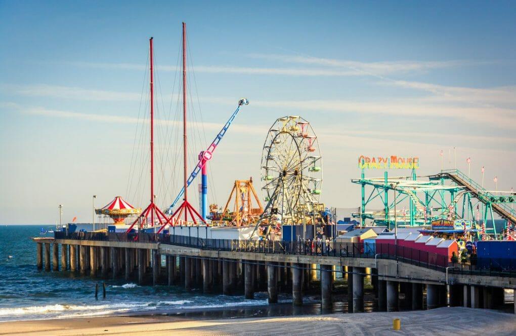 Steel Pier New Jersey